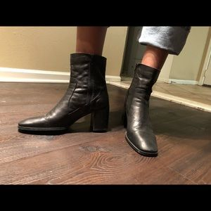 Shoes - Black Zara Boots